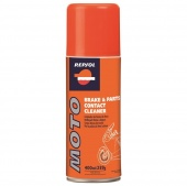 Repsol Moto Brake & Parts Contact Cleaner, 400 ml