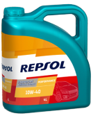 Repsol Performance 10w40, 4 л